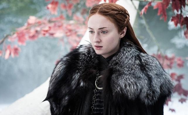 Sansa Stark, evoluzione del personaggio