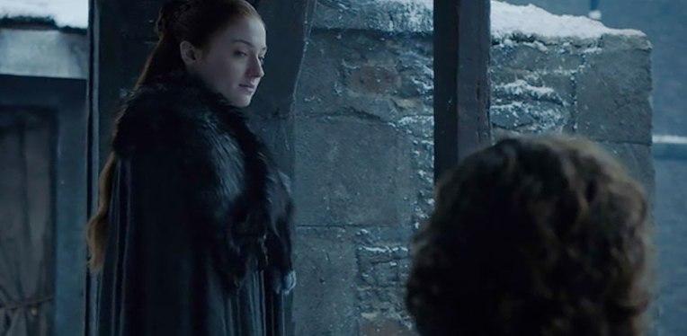 Sansa Stark, evoluzione di un personaggio complesso