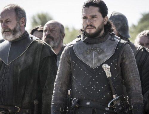Jon Snow in Game of Thrones di Martin