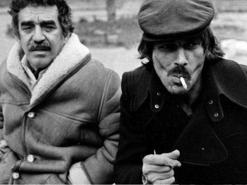 Incontro tra Tomas Milian e Gabriel García Márquez