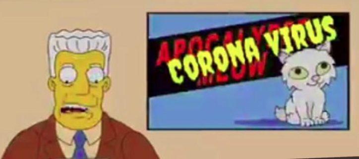 I Simpson avevano previsto il Coronavirus? 2