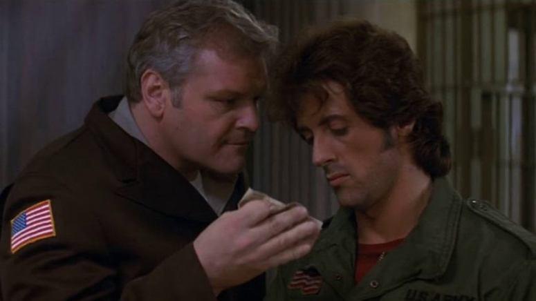 E' morto Brian Dennehy, lo sceriffo di Rambo 2