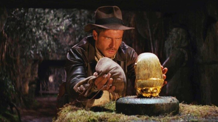 Chris Pratt è Indiana Jones in un nuovo video deepfake