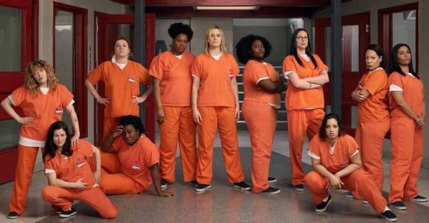 Una scena di Orange is The New Black ricorda la morte di George Floyd