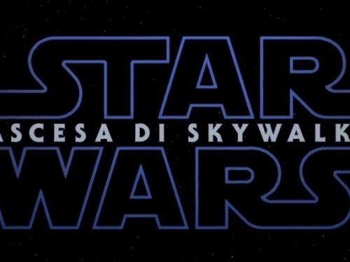 John Boyega condivide una foto dello script di L'Ascesa di Skywalker