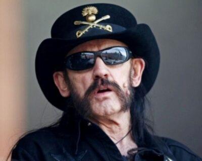 In sviluppo un film biografico su Lemmy Kilmister