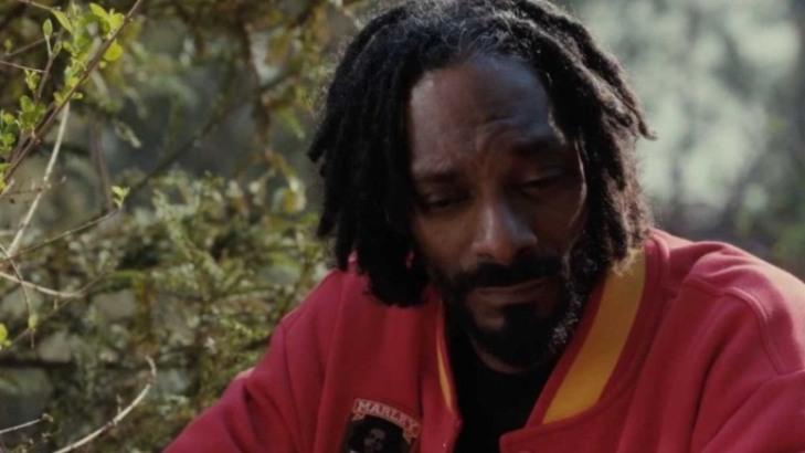 Snoop Dogg vuole votare per la prima volta in assoluto a novembre