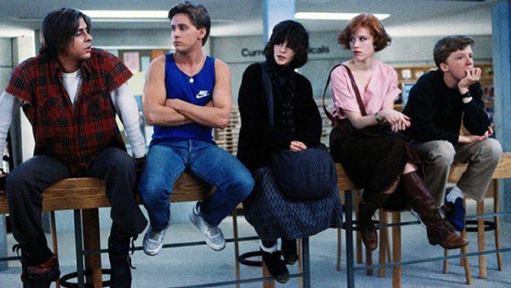 Cosa fanno ora gli attori di Breakfast Club?