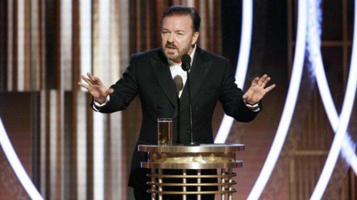 Secondo Ricky Gervais le persone hanno perso il senso dell'ironia