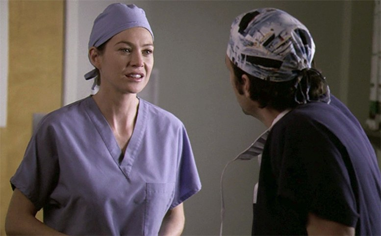 """La tua scelta è semplice, lei o me"", la storica frase pronunciata da Meredith Grey a Derek Shepherd"