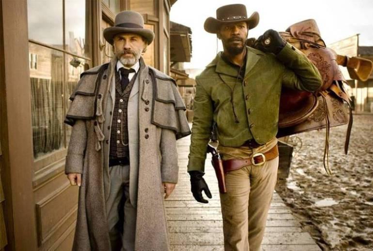 Django Unchained di Quentin Tarantino con Jamie Foxx, Christoph Waltz, Leonardo DiCaprio, Samuel L. Jackson recensione del film