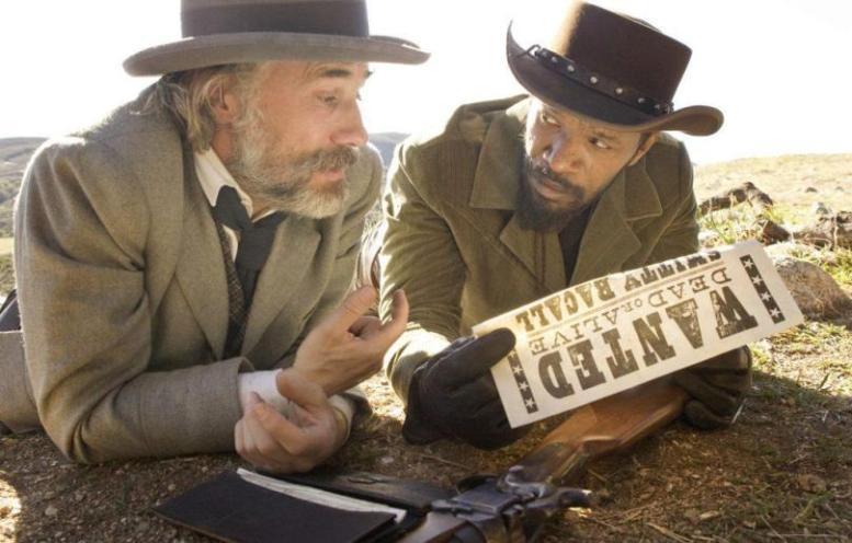 Django Unchained colonna sonora del film