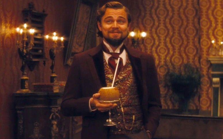 Django Unchained colonna sonora del film con Leonardo DiCaprio