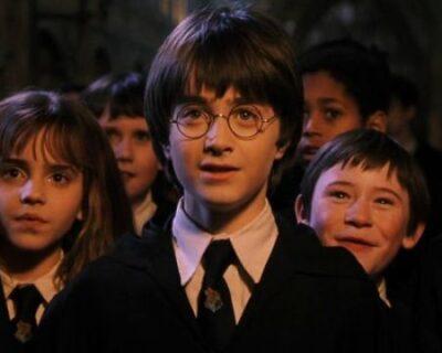Rowling poteva interpretare un personaggio in Harry Potter