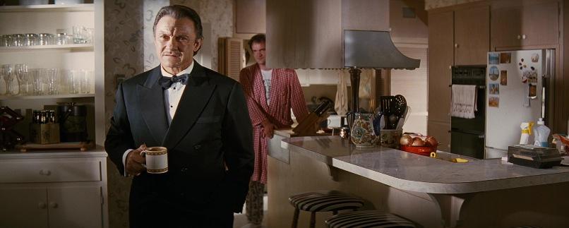 Pulp Fiction frasi, citazioni e dialoghi di Quentin Tarantino con Harvey Keitel, caffè