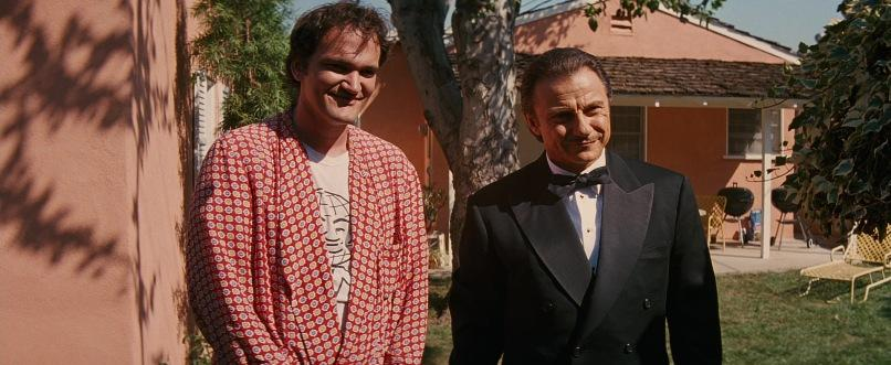Errori presenti in Pulp fiction di Quentin Tarantino con John Travolta, Samuel L. Jackson, Uma Thurman, Harvey Keitel