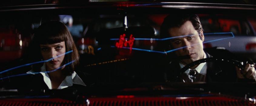 Recensione di Pulp fiction di Quentin Tarantino con John Travolta, Samuel L. Jackson, Uma Thurman, Harvey Keitel, Tim Roth, Bruce Willis