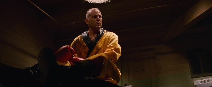 Pulp Fiction frasi, citazioni e dialoghi di Quentin Tarantino con Bruce Willis