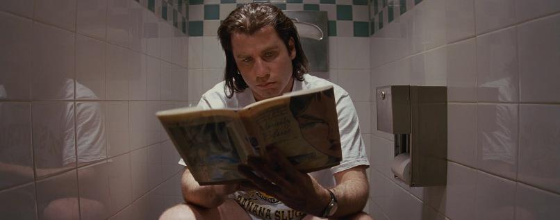 Pulp Fiction citazioni e dialoghi con John Travolta