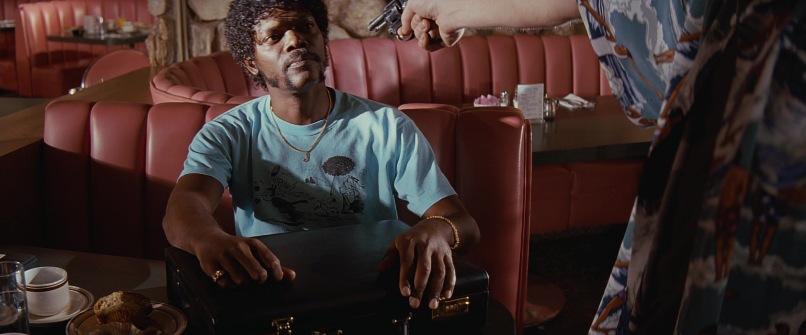 Pulp Fiction frasi, citazioni e dialoghi di Quentin Tarantino, Samuel L. Jackson, Jules Winnfield, valigetta