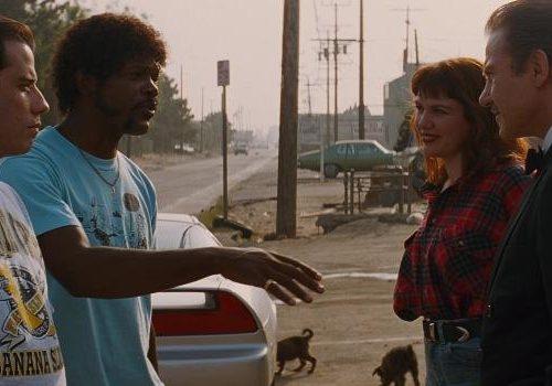 Pulp Fiction citazioni e dialoghi, di Quentin Tarantino