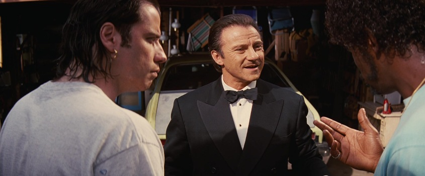 Recensione di Pulp fiction di Quentin Tarantino con John Travolta, Samuel L. Jackson, Uma Thurman, Harvey Keitel