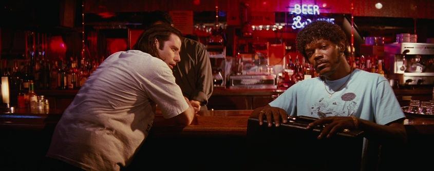 Pulp Fiction citazioni e dialoghi della pellicola di Quentin Tarantino