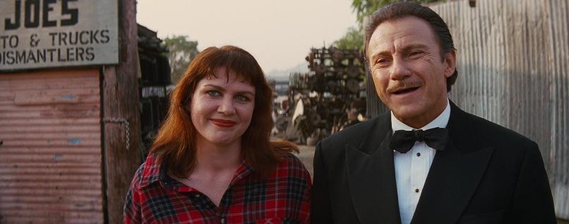 Pulp Fiction citazioni e dialoghi di Quentin Tarantino, Harvey Keitel, Winston Wolf, ragazza