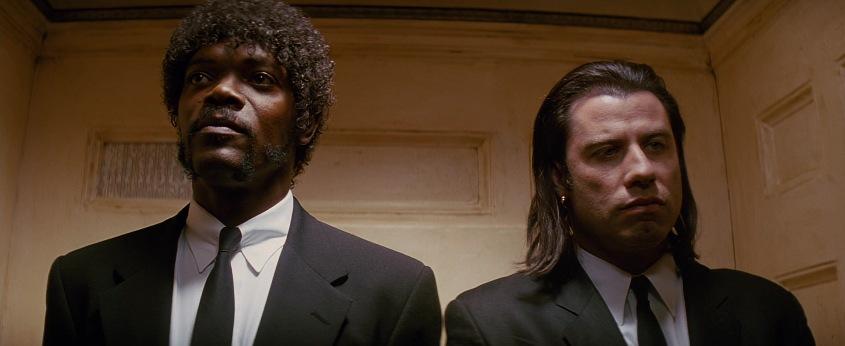 Curiosità presenti in Pulp fiction di Quentin Tarantino con John Travolta, Samuel L. Jackson, Uma Thurman, Harvey Keitel