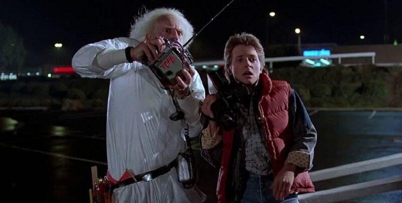 Tutte le volte in cui sentiamo i nomi di Doc e Marty in Ritorno al futuro