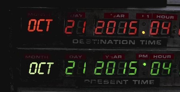 Ritorno al futuro - Parte II, frasi, citazioni e dialoghi della pellicola di Robert Zemeckis