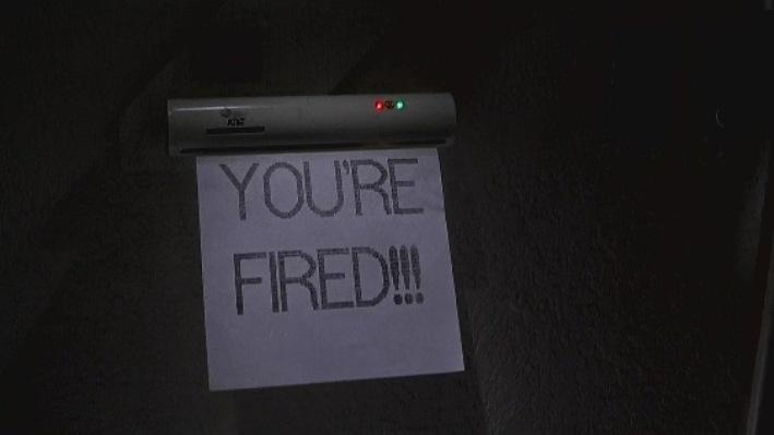 Ritorno al futuro - Parte II citazioni e dialoghi della pellicola di Robert Zemeckis you're fired
