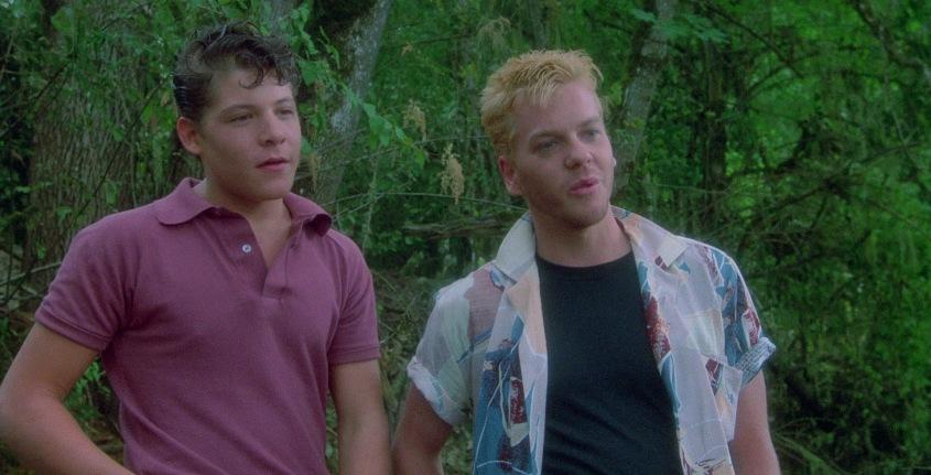 Recensione di Stand by Me - Ricordo di un'estate, di Rob Reiner, con Kiefer Sutherland