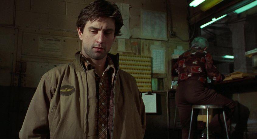 Taxi Driver frasi e dialoghi della pellicola di Martin Scorsese con Robert De Niro, Cybill Shepherd, Peter Boyle, Jodie Foster, Harvey Keitel