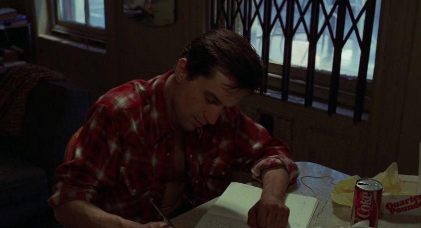 Taxi Driver frasi, citazioni e dialoghi della pellicola di Martin Scorsese con Robert De Niro, Cybill Shepherd, Peter Boyle, Jodie Foster, Harvey Keitel, lettera