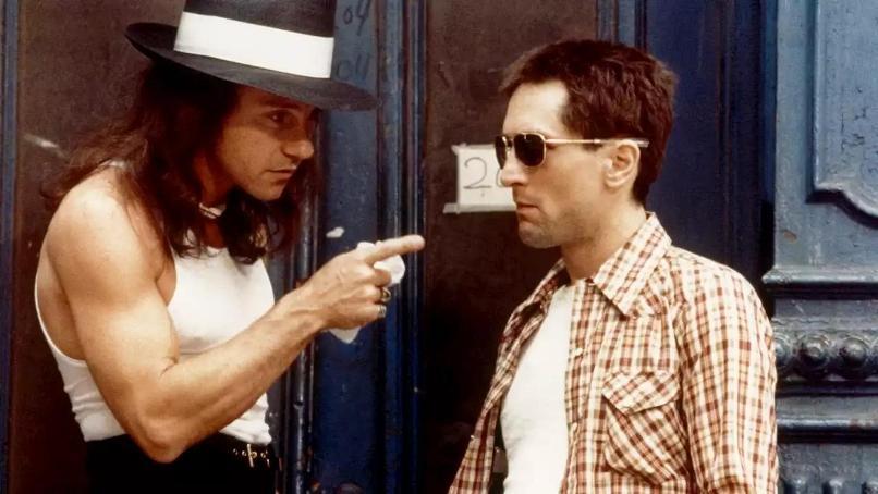 Taxi Driver frasi, citazioni e dialoghi della pellicola di Martin Scorsese con Robert De Niro, Cybill Shepherd, Peter Boyle, Jodie Foster, Harvey Keitel, discussione