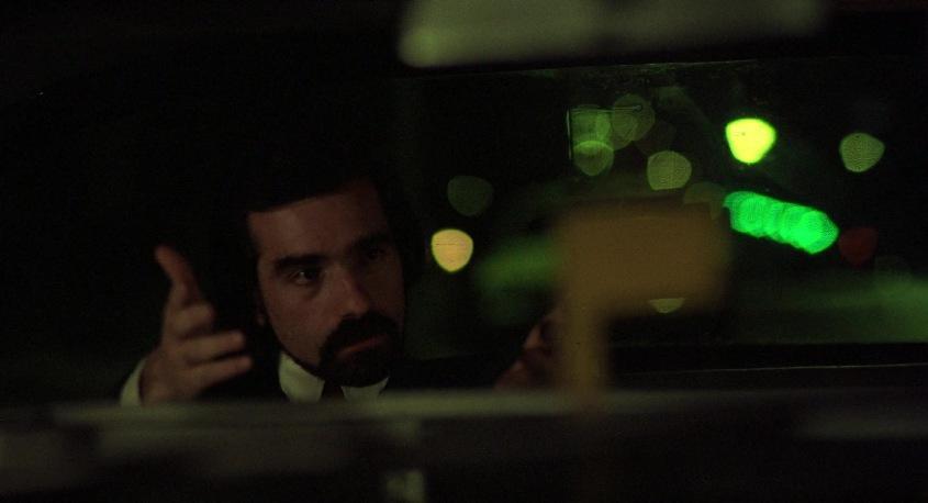 Taxi Driver frasi, citazioni e dialoghi della pellicola di Martin Scorsese con Robert De Niro, Cybill Shepherd, Peter Boyle, Jodie Foster, Harvey Keitel, sala cinematografica, cameo