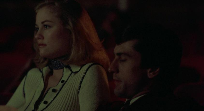Taxi Driver citazioni e dialoghi della pellicola di Martin Scorsese con Robert De Niro, Cybill Shepherd, Peter Boyle, Jodie Foster, Harvey Keitel, cinema erotico