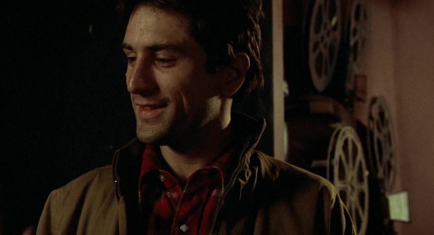 Taxi Driver citazioni e dialoghi della pellicola di Martin Scorsese con Robert De Niro, Cybill Shepherd, Peter Boyle, Jodie Foster, Harvey Keitel, rullo cinematografico