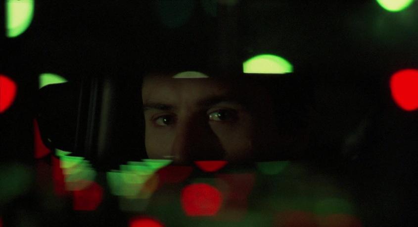 Taxi Driver citazioni e dialoghi della pellicola di Martin Scorsese con Robert De Niro, Cybill Shepherd, Peter Boyle, Jodie Foster, Harvey Keitel, specchietto