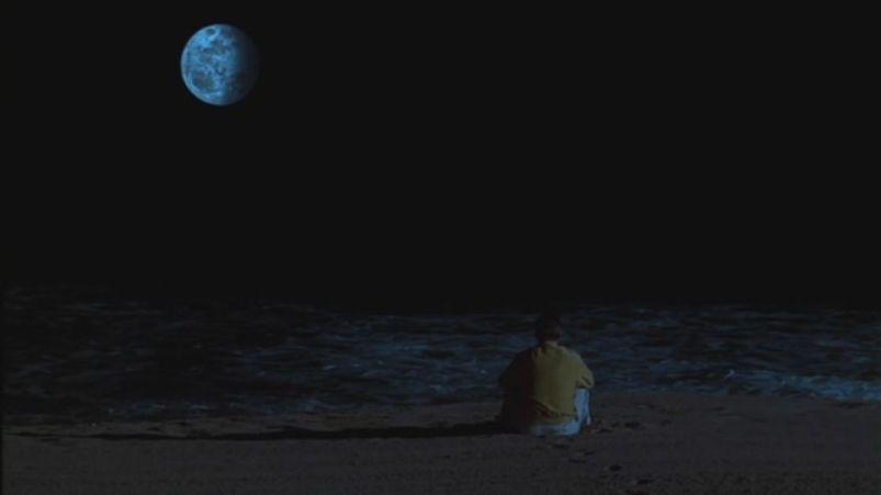 The Truman Show citazioni e dialoghi della pellicola di Peter Weir con Jim Carrey, luna
