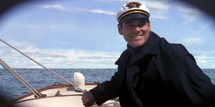 The Truman Show citazioni e dialoghi della pellicola di Peter Weir con Jim Carrey, spy cam