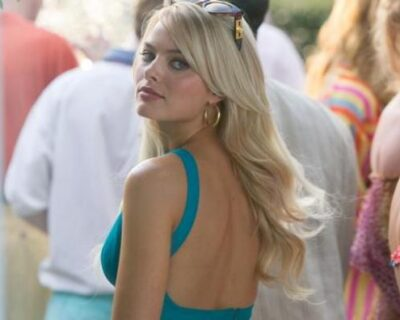 Margot Robbie e l'imbarazzo in The Wolf of Wall Street
