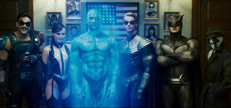 Watchmen citazioni e dialoghi tratti dalla pellicola di Zack Snyder team