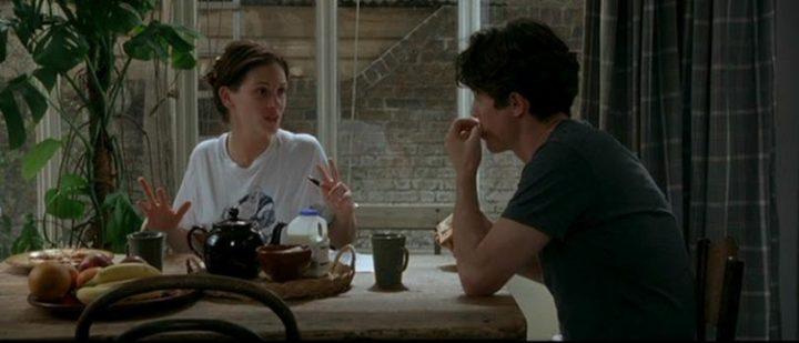 Notting Hill, Hugh Grant, Julia Roberts, Roger Michell, recensione, curiosità