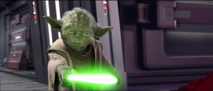 Star Wars Episodio III - La vendetta dei Sith citazioni e dialoghi, di George Lucas, Yoda