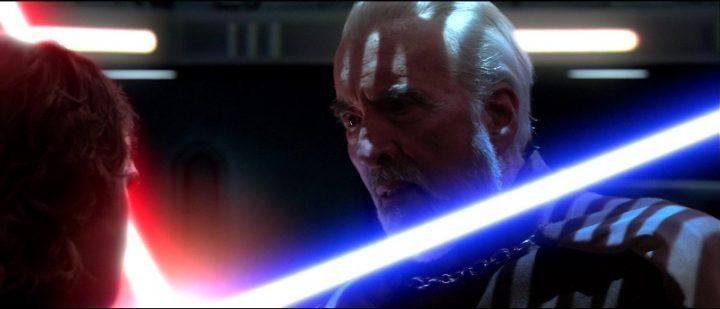 Star Wars Episodio III - La vendetta dei Sith citazioni e dialoghi, George Lucas, Christopher Lee, Conte Dooku, Darth Tyranus