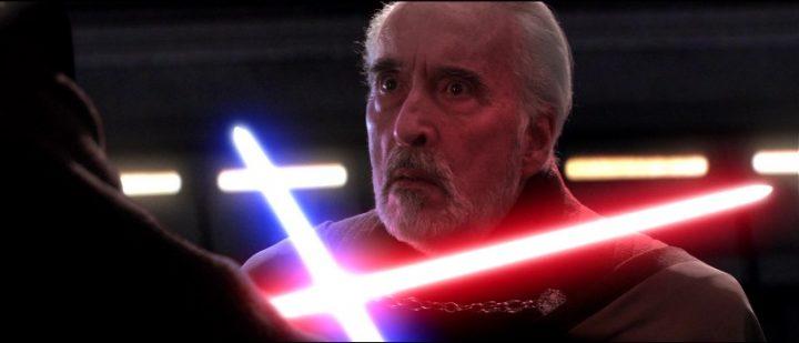 Star Wars Episodio III - La vendetta dei Sith citazioni e dialoghi, di George Lucas con Christopher Lee, Conte Dooku, Darth Tyranus