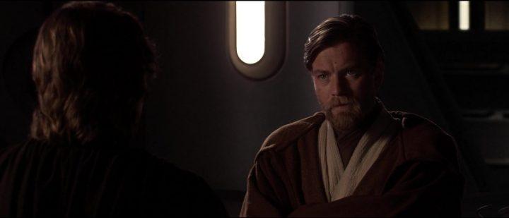Star Wars Episodio III - La vendetta dei Sith citazioni e dialoghi, di George Lucas con Ewan McGregor, Obi-Wan Kenobi, Anakin