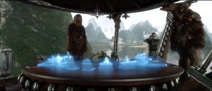 Star Wars Episodio III - La vendetta dei Sith citazioni e dialoghi, Yoda, Chewbecca